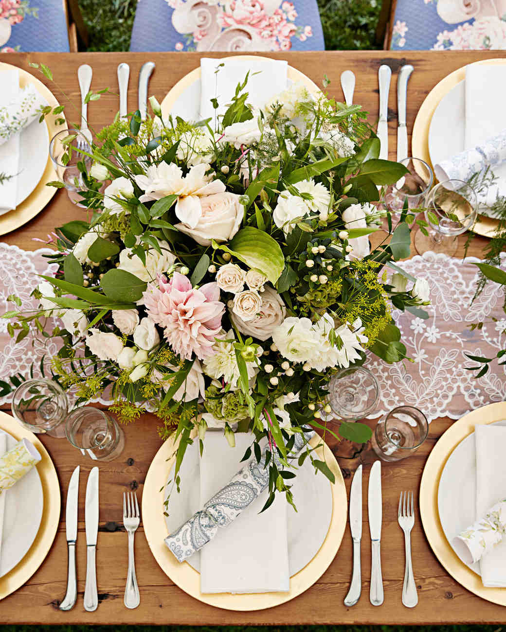 Image courtesy of Martha Stewart Weddings